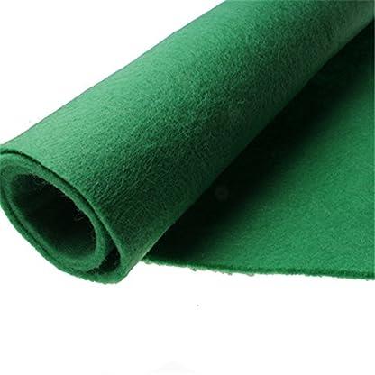 Emours Moisturizing Reptile Carpet Fiber Pet Mat,Green,Large 3
