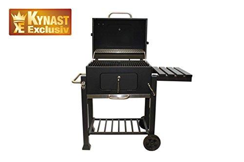 Unbekannt Grill Profi KYNAST schwarz Grillstation Barbecue Holzkohle