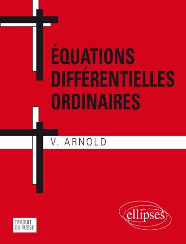Équations Différentielles Ordinaires Applications à la Mécanique