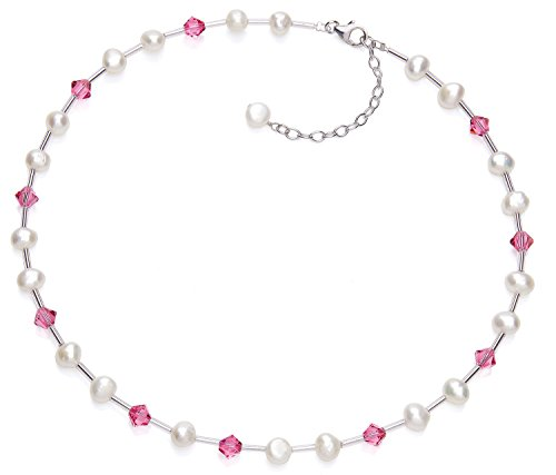 vco-freshwater-pearl-and-rose-crystal-necklace-of-length-415-47-cm