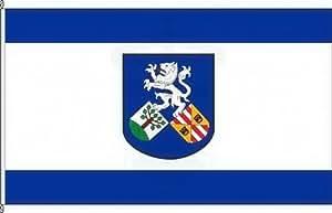 Bannerflagge Hoengen - 150 x 400cm - Flagge und Banner