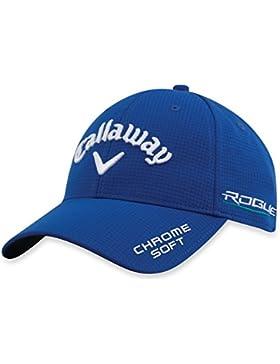 Callaway Cg Hw Ta Performance Pro Gorra de Béisbol, Hombre, Azul (Azul Marino), One Size (Tamaño del Fabricante...