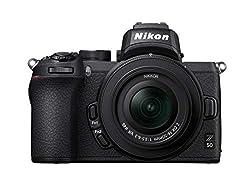 Nikon Z 50 KIT DX 16-50 mm 1:3.5-6.3 VR Kamera