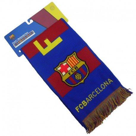 F.C. Barcelona Bufanda Amarilla