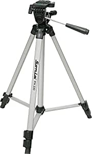 Sonia PH 330 Tripod With Bag For Digital SLR & Video Cameras (Load Capacity 3000 Grams)
