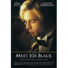 Meet Joe Black, locandina del film, misure circa 30,5x 20cm