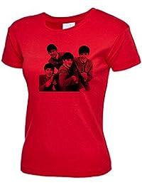 Vintage Magazine Company - Camiseta - para Mujer