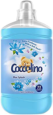 Coccolino Blue Splash płyn do płukania tkanin 1.8 L (72 prania)