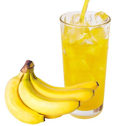 Banane Geschmack extrem ergiebiges allergenfreies Energy Drink - Getränkepulver Sportgetränk -