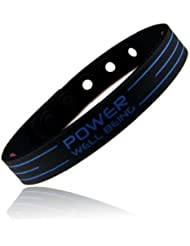 Power Ionics Bracelet Bracelet Power Bracelet Ion Power Ionics énergie Bracelet magnétique