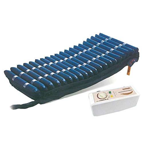 Mobiclinic Mobi 4 - Colchón Antiescaras Mod. Mobi 4, Color Azul, Mobiclinic