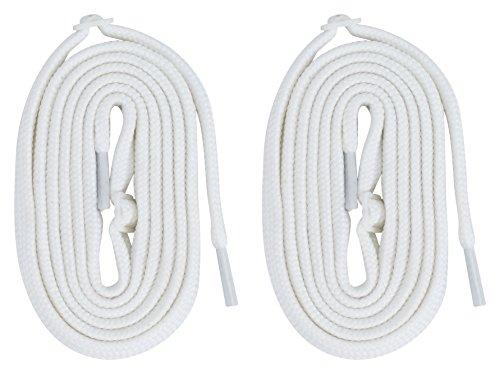 Locked Laces Lacci chiusi senza lacci da cravatta per scarpe da ginnastica | Polyster Flat Casual | Perfetto per uomini donne bambini | L20chm numero