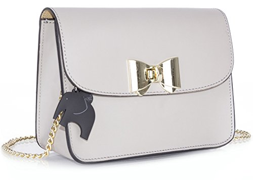 Big Handbag Shop - Borsa a tracolla donna Grey