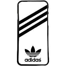 Funda carcasa para móvil logotipo adidas rayas logo compatible con Samsung Galaxy Grand Prime