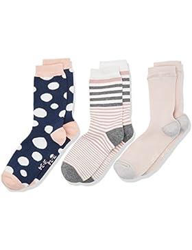 Melton Mädchen Socken 3er Pack