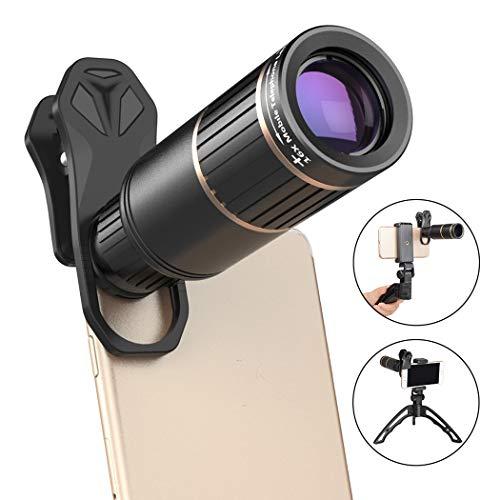 Telescopio monocular telescopio Zoom 16X Samsung Xiaomi