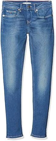 Tommy Hilfiger Nora RR Skinny Susbst Jeans para Niñas