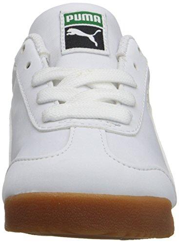 Puma Roma Basic Summer Textile Turnschuhe White-White