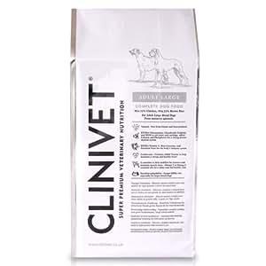 Clinivet Adult Large Breed Complete Dry Dog Food 4kg