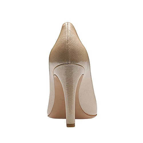 Evita Shoes, Scarpe col tacco donna Avorio (Bianco crema)