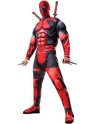 Deadpool - Erwachsenen Kostüm