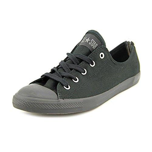 Converse All Star Dainty Ox, Baskets mode femme Noir (81 Noir Mono)