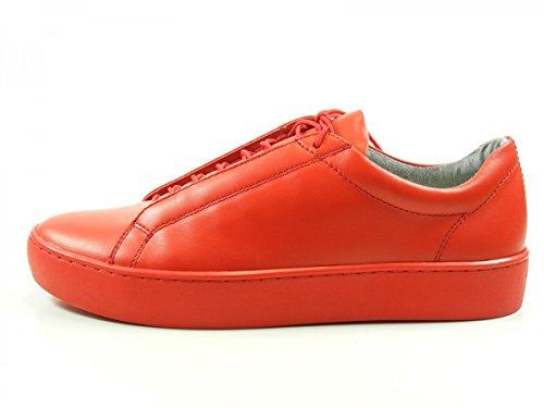 Vagabond Zoe, Sneakers basses femme Rouge