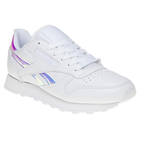 reebok-classic-leather-iridescent-damen-sneaker-wei