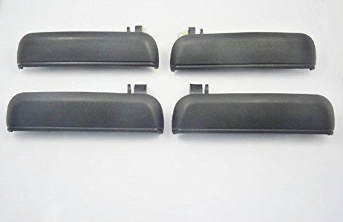 Nuovo 4pezzi maniglia per porta esterna anteriore sinistro posteriore destro 69220-0A010per Toyota Tercel 1995-1998
