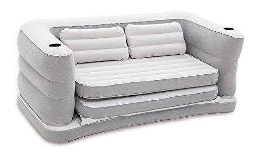 Bestway - Sofá - cama hinchable doble, 200 x 160 x 64 cm