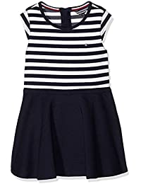Tommy Hilfiger Mädchen Kleid Ame Thkg Cn Knit Dress /S13