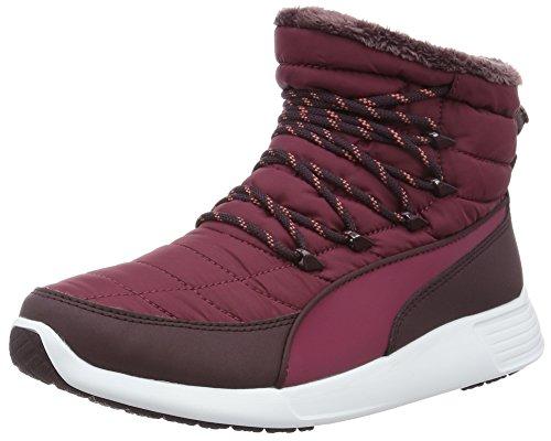 Puma St Winter Boot, Bottes mi-Hauteur Non doublées Femme