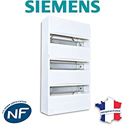 Siemens-Cuadro eléctrico 3 filas, para equipar