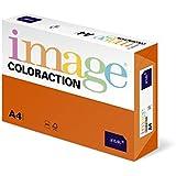 Coloraction 838A 160S 15 Antalis Papier couleur A4 160 g/m² Orange/15 (Import Allemagne)
