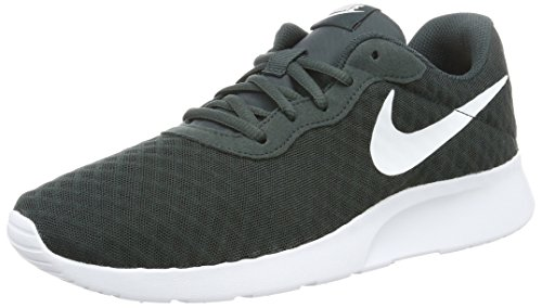 Nike Wmns Tanjun Se, Chaussures de Running Entrainement Femme, Vert Multicolore (seaweed/white)