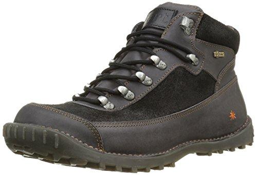 art SHOTOVER, Chaussures à lacets homme Noir (Black)