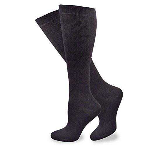 A maniche e lunghezza al ginocchio calze per uomini e donne.