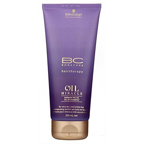 Schwarzkopf - BC Oil Miracle Barbary Fig Oil Shampooing 200 ml