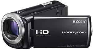 Sony HDRCX260V Caméscopes à mémoire Flash Port SD/Memory Stick Full HD 8,9 Mpix Zoom optique 30x GPS intégré Noir