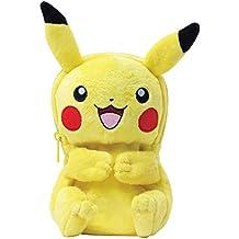 Hori - Bandolera De Felpa Pikachu (New Nintendo 3Ds XL)