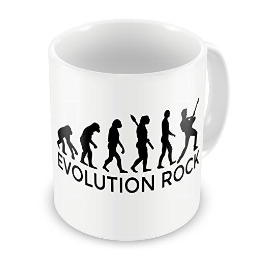 iMage Tazza Evoluzione Rock Musica - Evolution