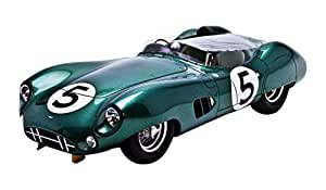 Spark 18lm59 - Aston Martin Dbr1 - Winner Le Mans 1959 - Echelle 1/18
