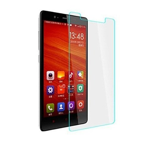 Shop Buzz ombo of Back Cover + Tempered Glass – Xiaomi Redmi Note Prime 5.5″ – By Shop Buzz (Black Back Cover and Tempered Glass Screen Protector For Mi Note Prime)