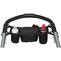 medifier Passeggino Organizzatore di raffreddamento e termico sacchetti per Mummy Hanging Carriage carrozzina Buggy carrello Bottiglia Sacchetti per Bebe pannolini Sacchetti
