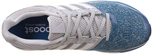 adidas Supernova Glide 8 M, Scarpe da Corsa Uomo Grigio (Gris (Grpulg / Ftwbla / Azuuni))