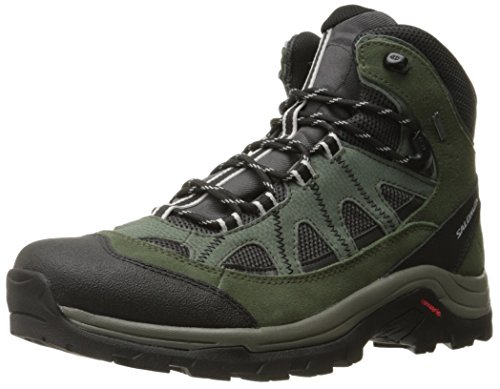 Salomon Authentic LTR Gore-Tex Trail Botte De Marche - AW16 Black