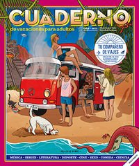Cuaderno de vacaciones para adultos Blackie Books 4 por From Blackie Books