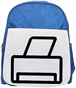 mono printing section printed kid's Bleu  backpack, Cute Cute Cute backpacks, cute small backpacks, cute Noir  backpack, cool Noir  backpack, fashion backpacks, large fashion backpacks, Noir  fashion backpack | La Mode  b6e040