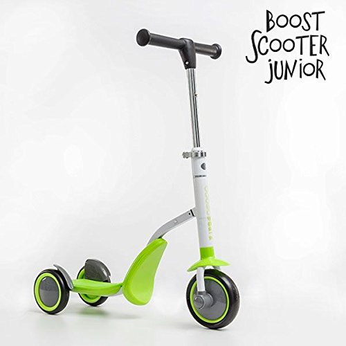 Apolyne – Boost Junior scooter-tricycle, 2 in 1, 3 ruote (IGS109198).