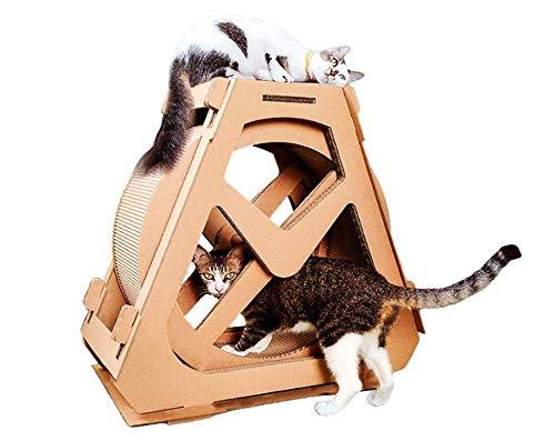 Roue Cat Scratch pour chat